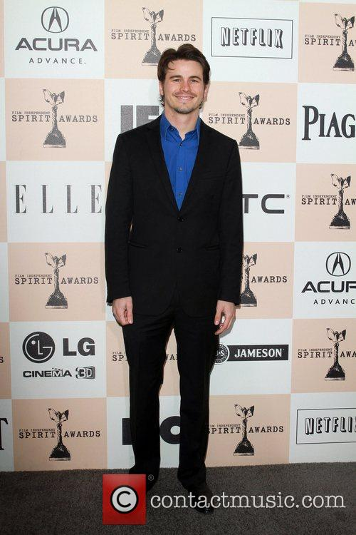 Jason Ritter The 2011 Film Independent Spirit awards...