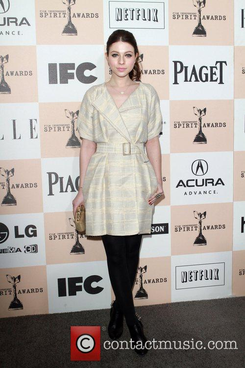 Michelle Trachtenberg The 2011 Film Independent Spirit awards...