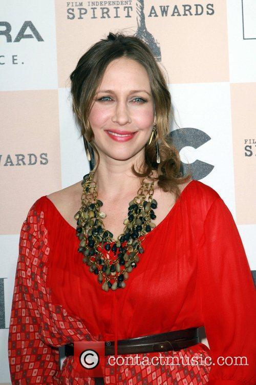 Vera Farmiga The 2011 Film Independent Spirit awards...