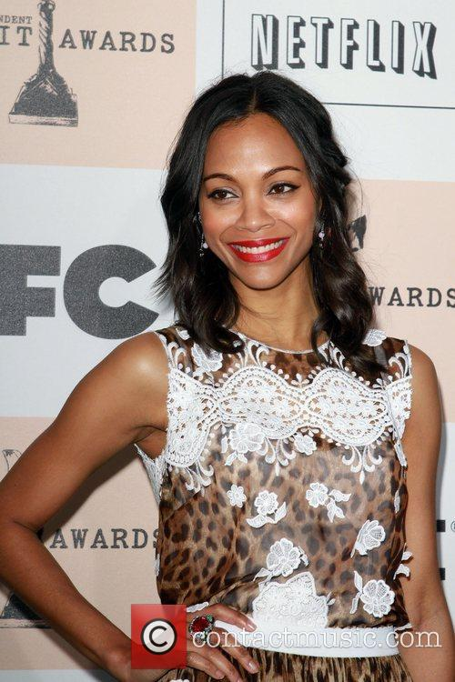Zoe Saldana, Independent Spirit Awards and Spirit Awards 3