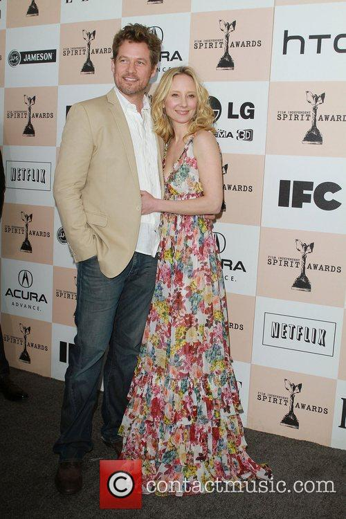 Anne Heche and James Tupper The 2011 Film...