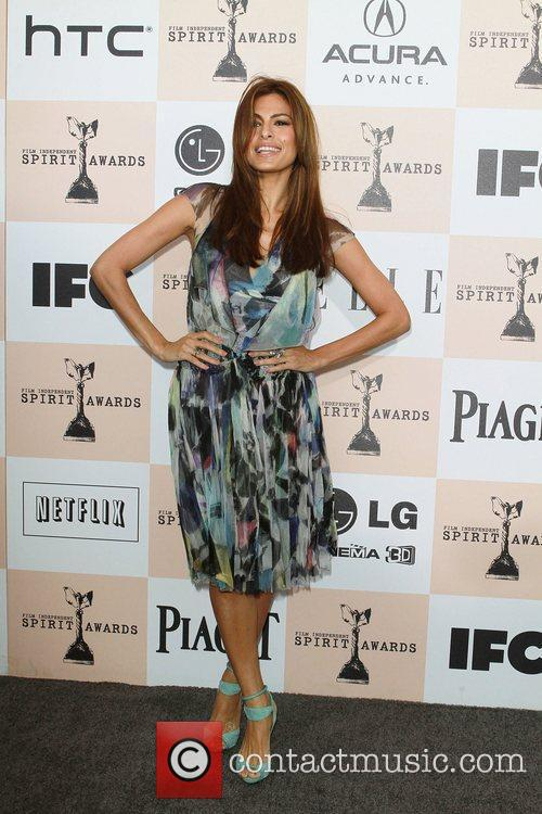 Eva Mendes, Independent Spirit Awards and Spirit Awards 4