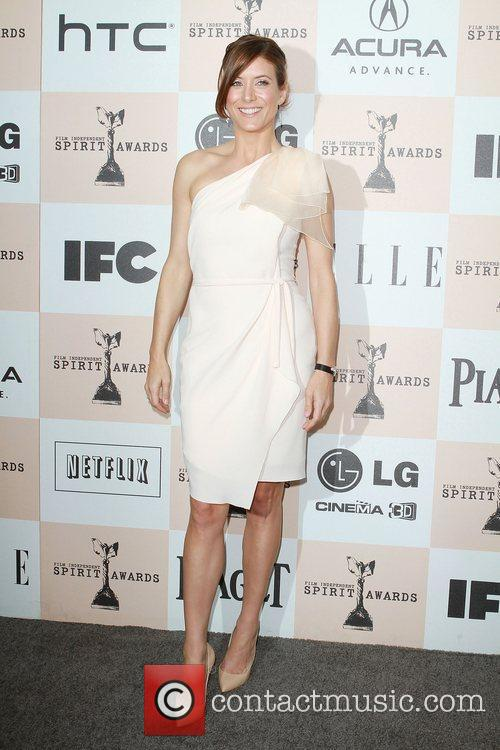 Kate Walsh The 2011 Film Independent Spirit awards...