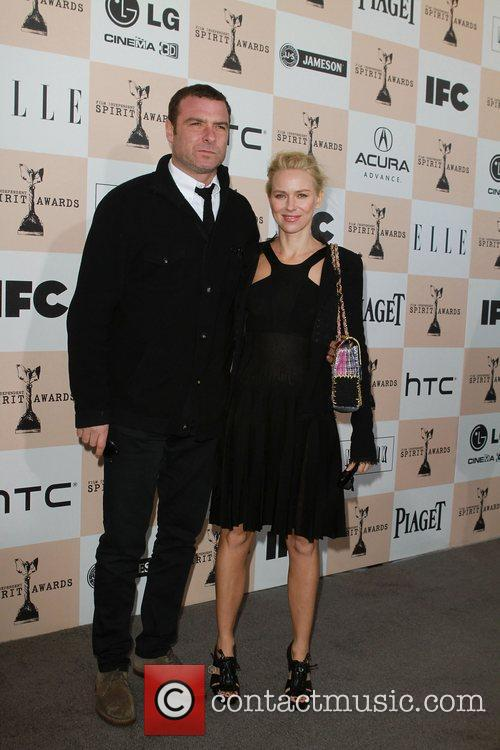 Naomi Watts and Liev Schreiber The 2011 Film...