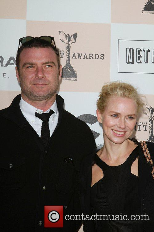 Naomi Watts and Liev Schreiver The 2011 Film...
