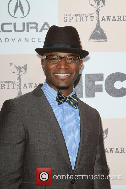 Taye Diggs The 2011 Film Independent Spirit awards...