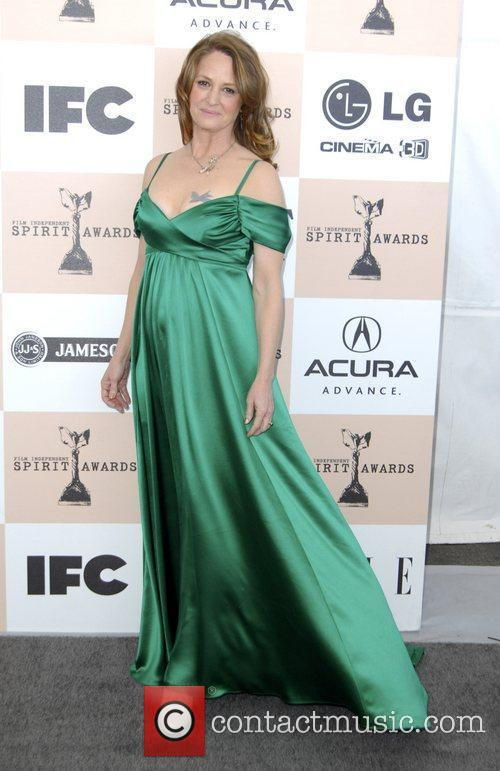Melissa Leo The 2011 Film Independent Spirit awards...