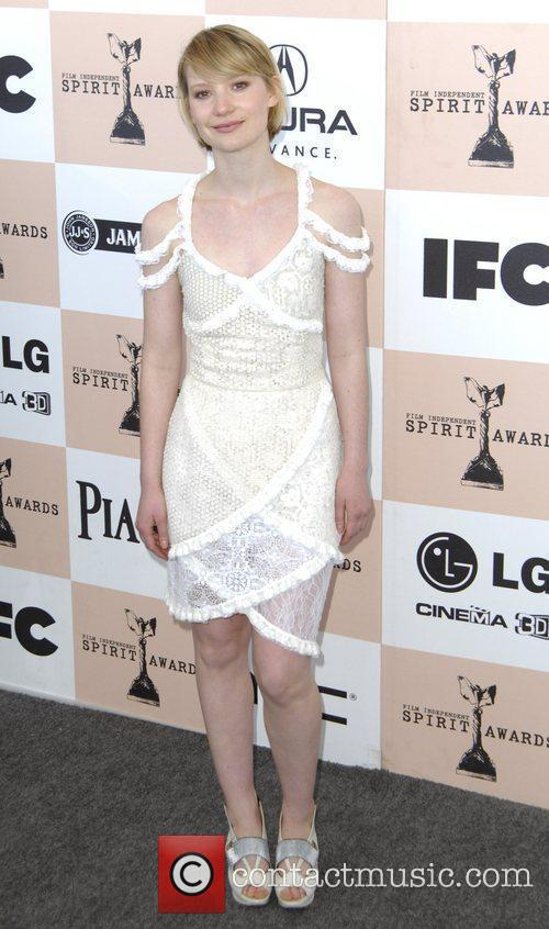 Mia Wasikowska, Independent Spirit Awards and Spirit Awards 3