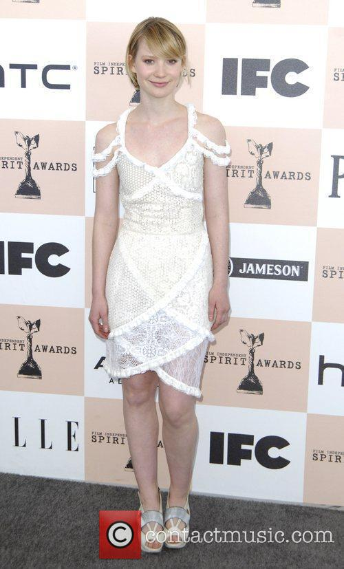 Mia Wasikowska, Independent Spirit Awards and Spirit Awards 4