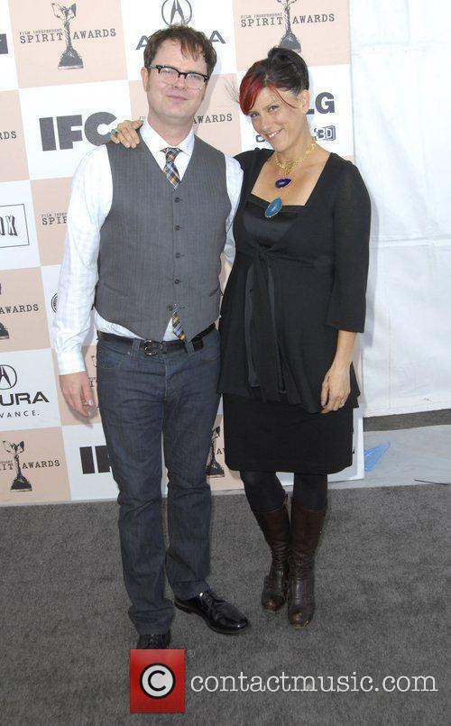 Rainn Wilson, Independent Spirit Awards and Spirit Awards 7