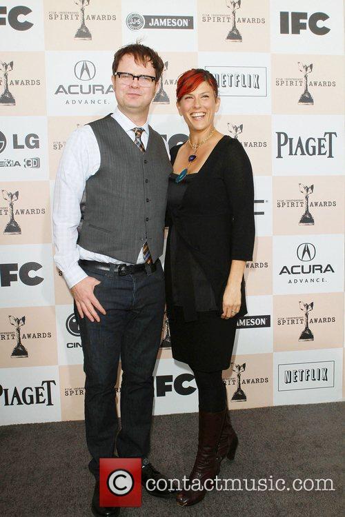 Rainn Wilson, Independent Spirit Awards and Spirit Awards 2