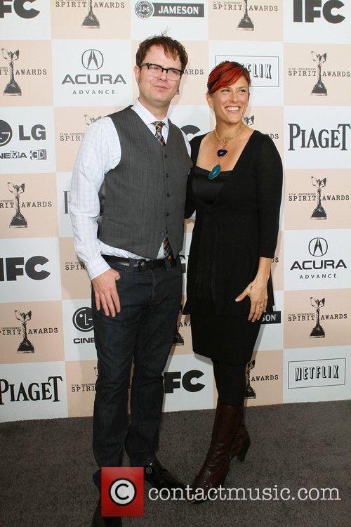 Rainn Wilson, Independent Spirit Awards and Spirit Awards 5