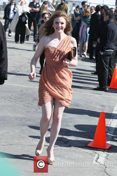 Ashley Duff The 2011 Film Independent Spirit awards...