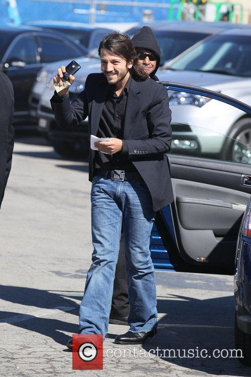 Diego Luna, Independent Spirit Awards and Spirit Awards 5