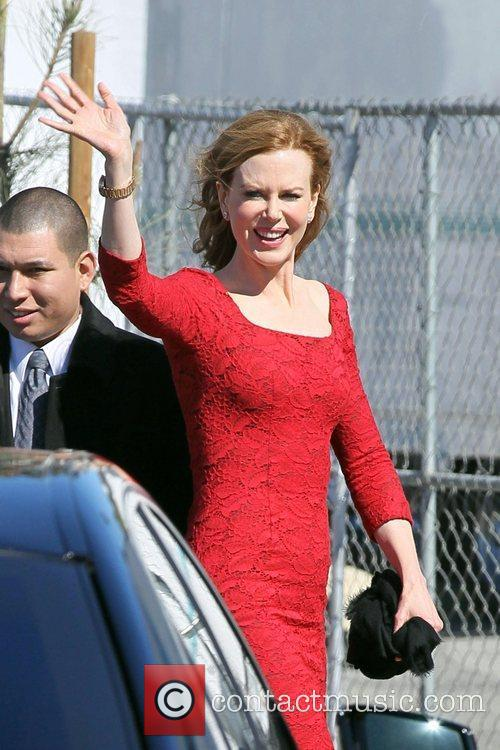 Nicole Kidman The 2011 Film Independent Spirit awards...