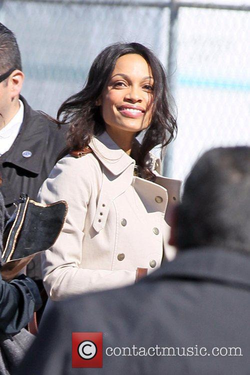 Rosario Dawson, Independent Spirit Awards and Spirit Awards 2