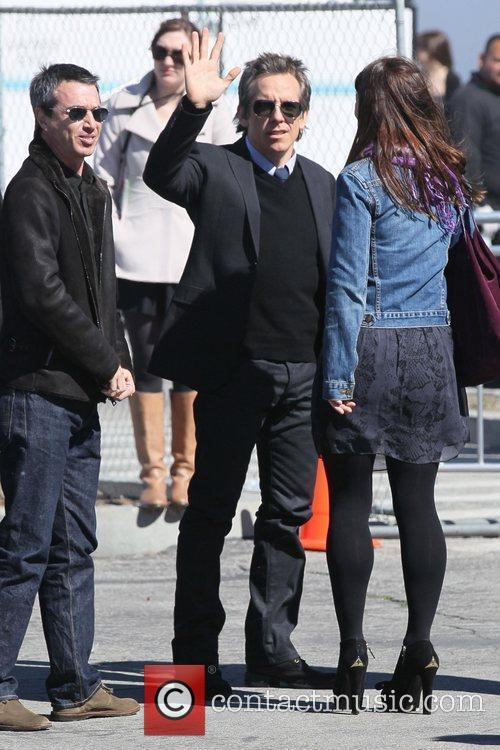 Ben Stiller The 2011 Film Independent Spirit awards...