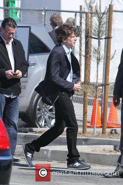 Jesse Eisenberg The 2011 Film Independent Spirit awards...