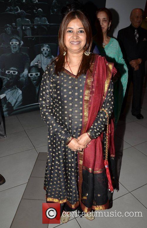 Rekha Bhardwaj,  at the opening of The...