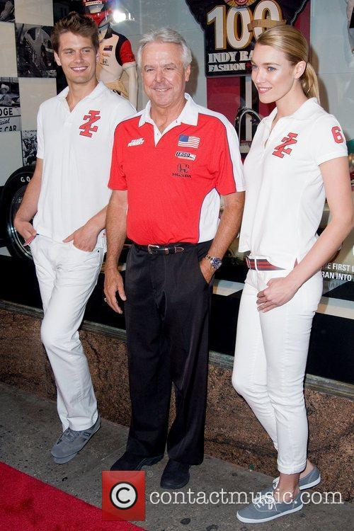 Rick Mears Macy's celebrates the 100th anniversary of...