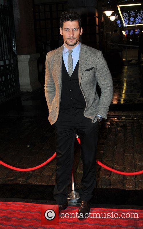 David Gandy The 1000 - London's Most Influential...