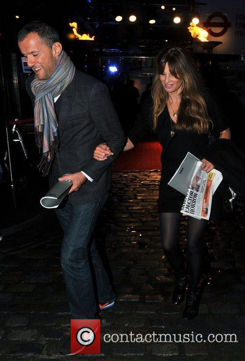 Jemima Khan and guest The 1000 - London's...