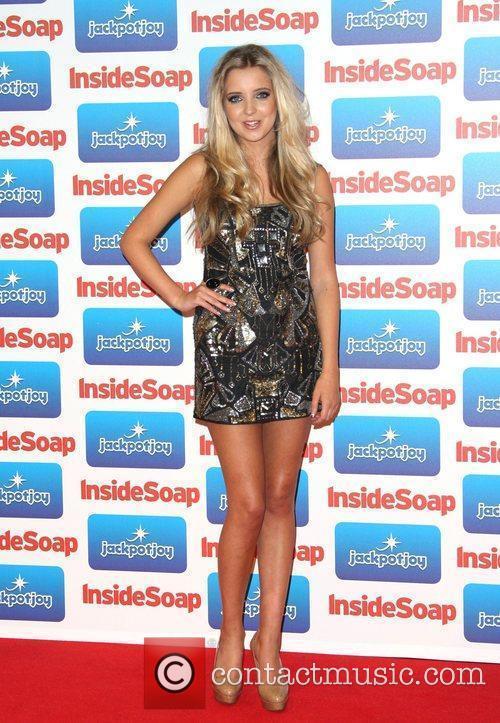 Alice Barlow The 2011 Inside Soap Awards -...