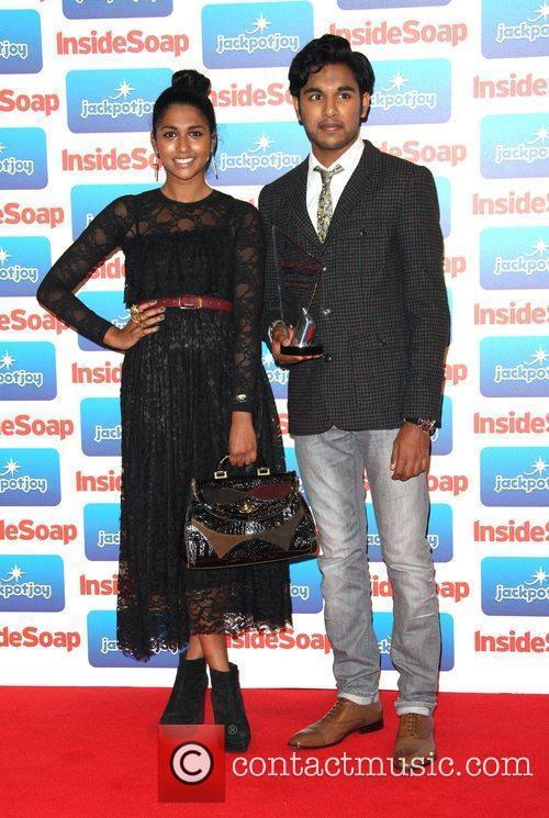 Himesh Patel and Meryl Fernandes The 2011 Inside...