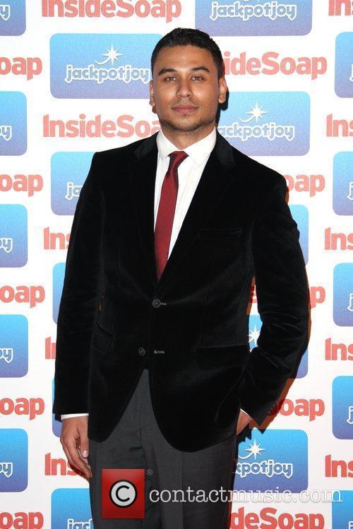 Ricky Norwood The 2011 Inside Soap Awards -...