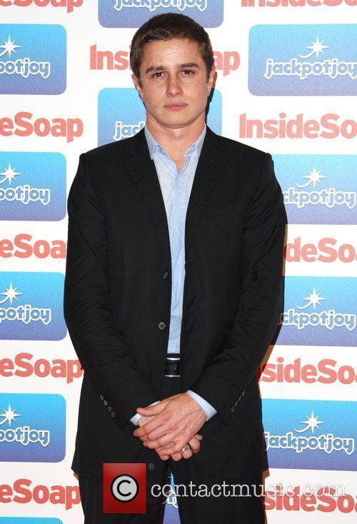 Nicolas Woodman The 2011 Inside Soap Awards sponsored...