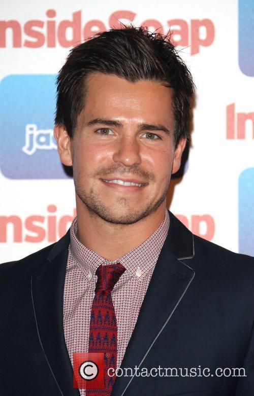 Oliver Mellor The 2011 Inside Soap Awards sponsored...