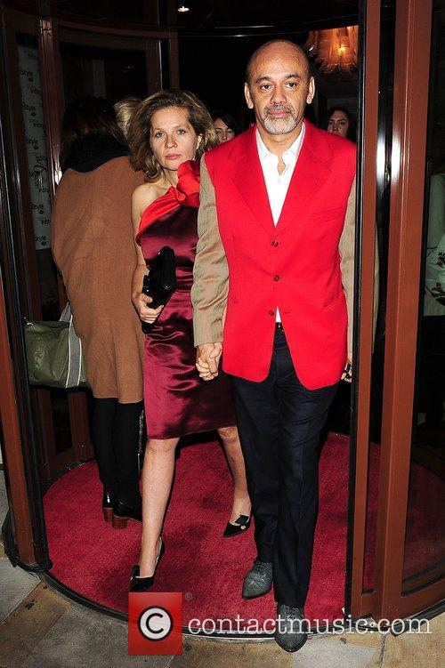 Christian Louboutin at InStyle - 10th Anniversary Party...