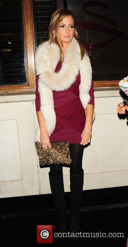 Millie Mackintosh at InStyle - 10th Anniversary Party...