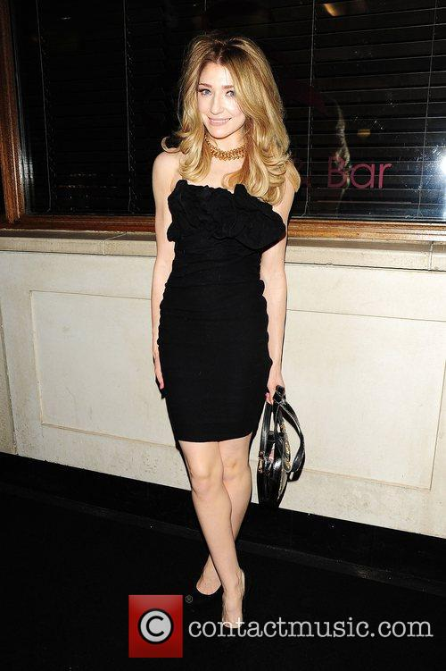 Nicola Roberts at InStyle - 10th Anniversary Party...
