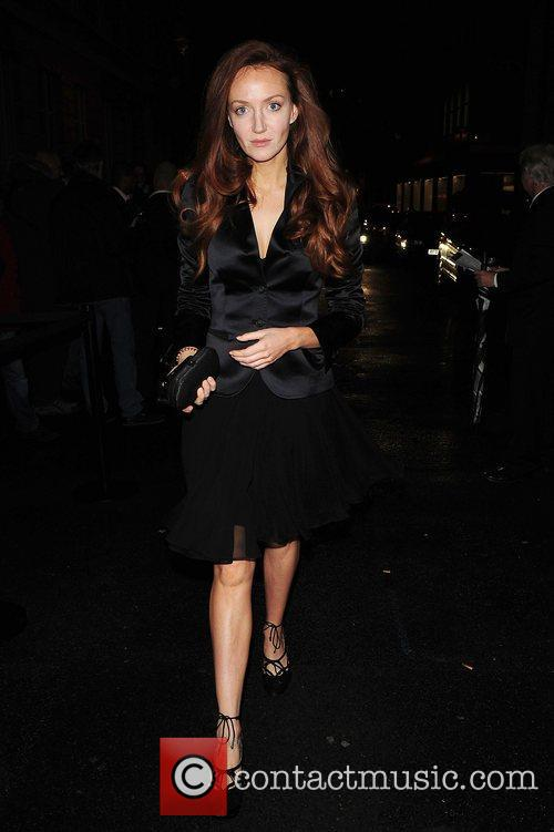 Olivia Grant at InStyle - 10th Anniversary Party...