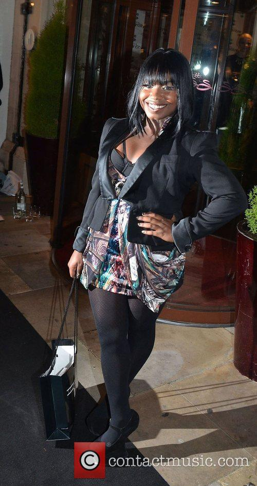 Misha B  InStyle - 10th Anniversary Party...
