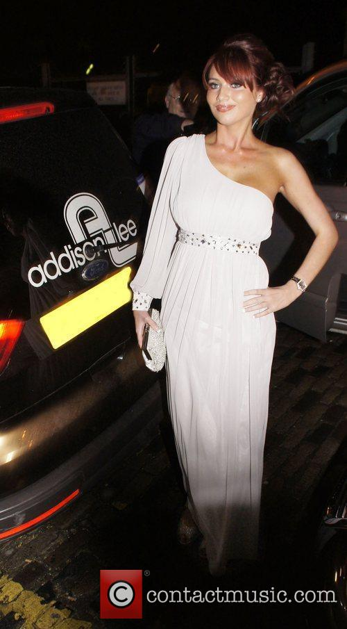 InStyle Best Of British Talent Party in association...