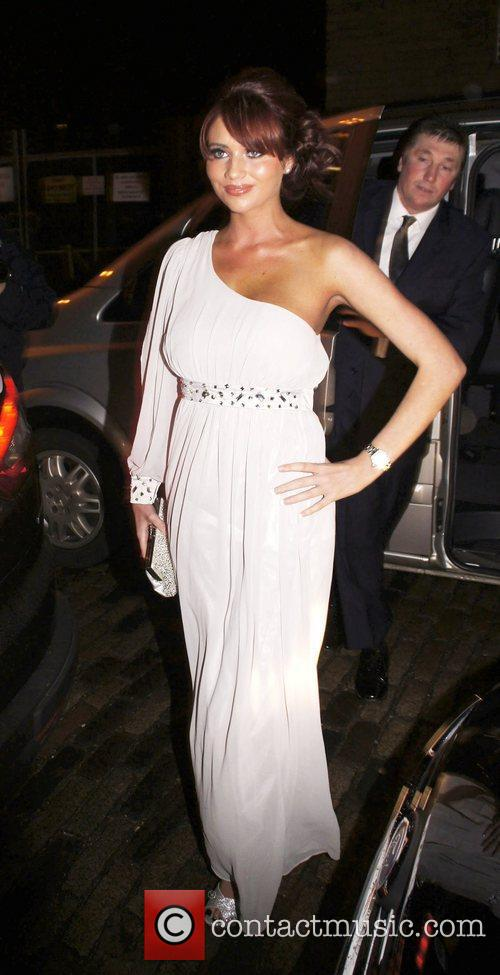 Amy Childs InStyle Best Of British Talent Party...