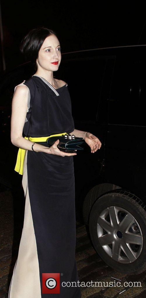 Andrea Riseborough InStyle Best Of British Talent Party...
