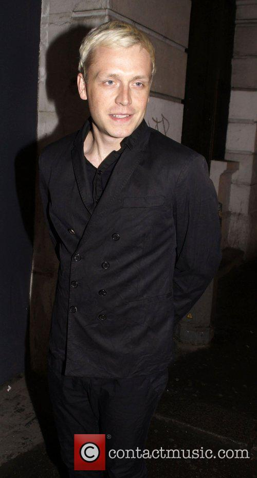 Ben Hudson InStyle Best Of British Talent Party...