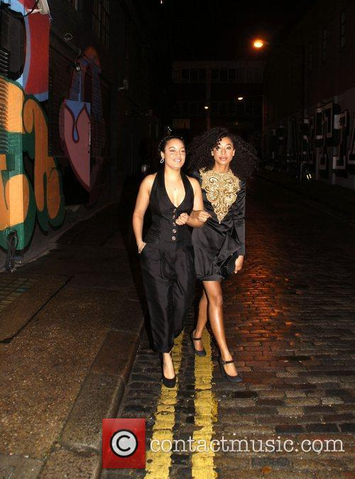 Guest and Corinne Bailey Rae InStyle Best Of...