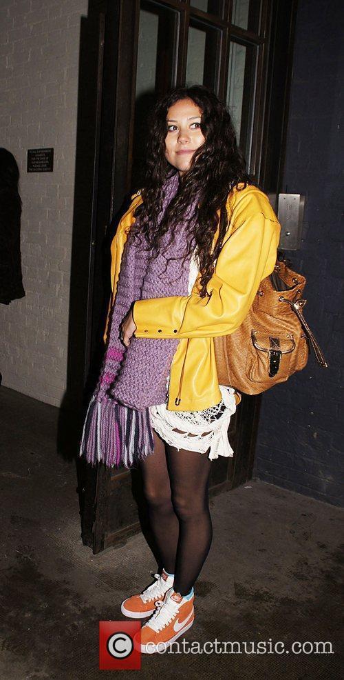 Eliza Doolittle InStyle Best Of British Talent Party...