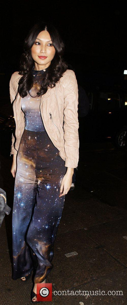 Gemma Chan InStyle Best Of British Talent Party...