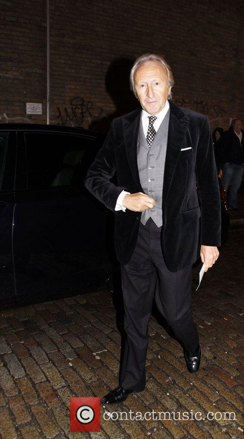 Harold Tillman InStyle Best Of British Talent Party...