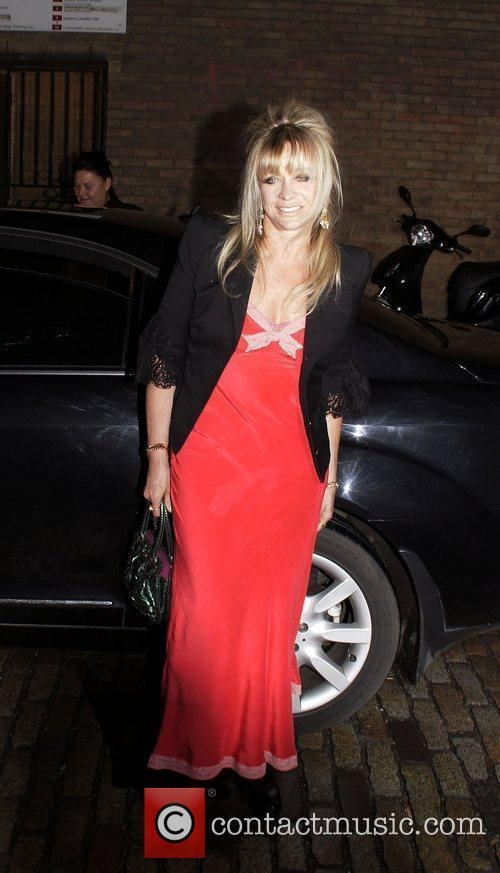 Jo Wood InStyle Best Of British Talent Party...