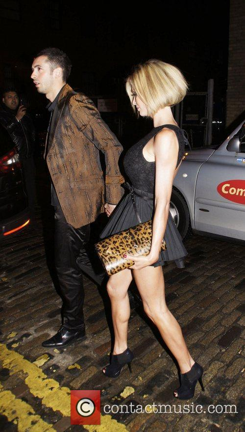 Nicola McLean and husband Tom Williams InStyle Best...