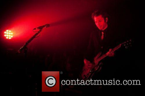 Interpol  perform live at O2 Academy Bournemouth...