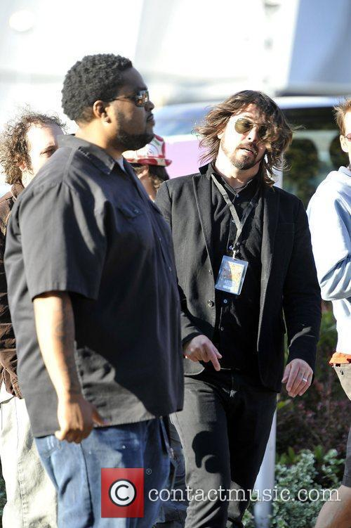 Dave Grohl Isle of Wight Festival at Seaclose...