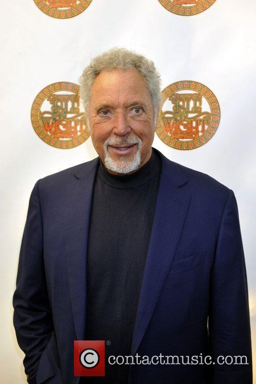 Tom Jones and Isle Of Wight Festival 2