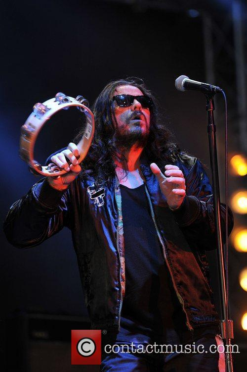 Ian Astbury, The Cult and Isle Of Wight Festival 3